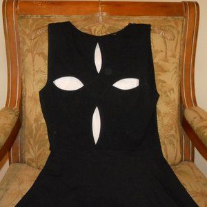 BAILEY 44 Back Cut Out Dress--Size SMALL